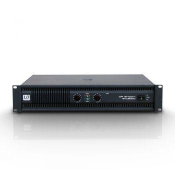 LD Systems LDDP2400X  เครื่องขยายเสียง PA Power Amplifier 2 x 1200 W 2 ohm