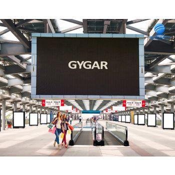 GYGAR LED-P2-INDOOR (Rental) | แอลอีดีวอลล้ ภายในขนาดต่อตู้ 512 x 512 x 65 mm. ระยะมองภาพ 2 m.