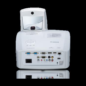 """CANON LV-WX300USTi 0.65"""" DMDx1, C10000:1, Buil-in 10w speaker"""