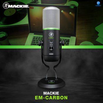 Mackie EM-CARBON  ไมโครโฟน USB Condenser