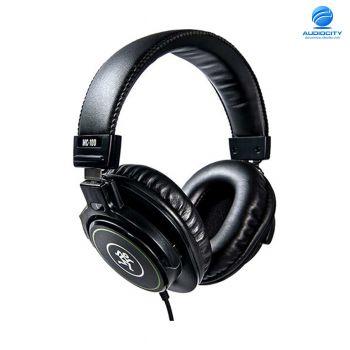 Mackie MC-100 | หูฟังมอนิเตอร์ สตูดิโอ คุณภาพสูง ตอบสนองย่านความถี่ 15Hz – 20kHz
