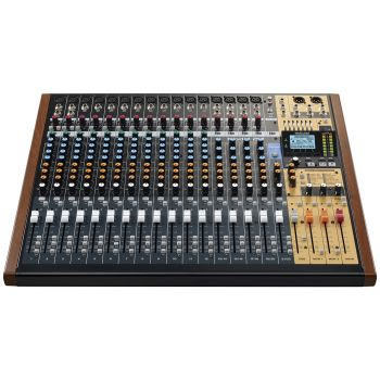 TASCAM MODEL 24 24-channel Multitrack Recorder/22-channel Analog Mixer