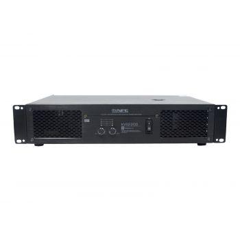 myNPE KVS2200 Power Amplifier 200Wx2