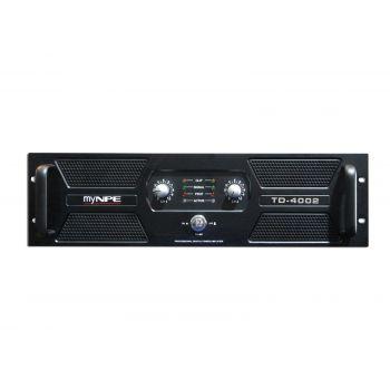 myNPE TD-4002 Power Amp 2x850W CLASS : TD