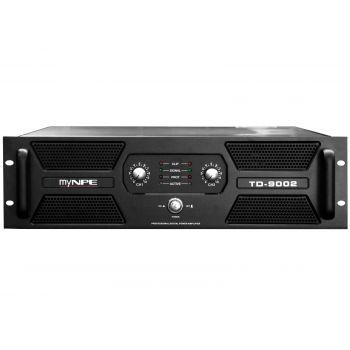 myNPE TD-9002 Power Amp 2x1600W CLASS : TD