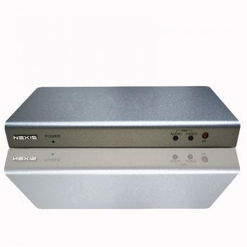 NEXIS SH-SW41D เครื่องสลับสัญญาณ HDMI เข้า 4 ออก 1