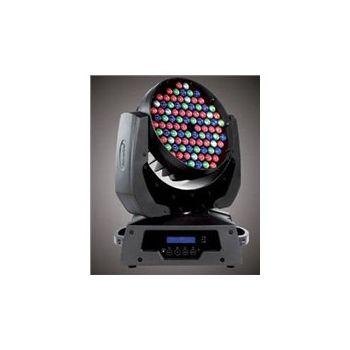 Nightsun Moving LED168x3W DMX512 control signals, 12-channel standard