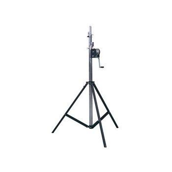 Nightsun LSW03 ขาตั้งไฟชนิดเหล็ก(แบบรอกหมุน) 4.5 m.
