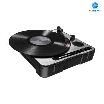 Numark PT01USB เครื่องเล่นแผ่นเสียง Portable Vinyl-Archiving Turntable