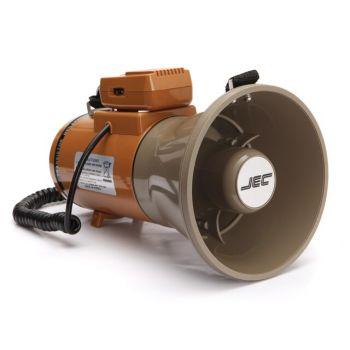 JEC JE-583MRSW โทรโข่ง เม็กกาโฟน Megaphone 25W MIC, SIREN & WHISTLE