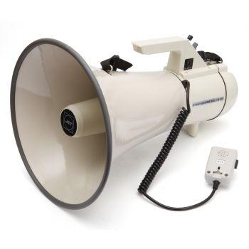 JEC SJM-50BS โทรโข่ง เม็กกาโฟน Megaphone 40W MIC, SIREN & WHISTLE