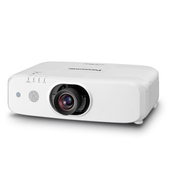 Panasonic PT-EW550 โปรเจคเตอร์ 1,280x800 LCD Projector 5,000 lm. WXGA