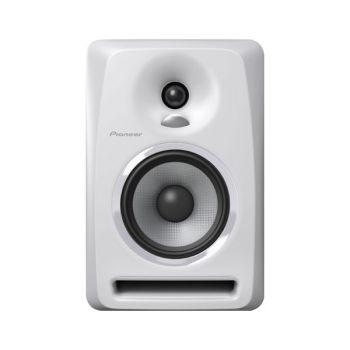 Pioneer S-DJ50X-W ตู้ลำโพงมอนิเตอร์สตูดิโอพร้อมขยายเสียง 80 วัตต์ 5 นิ้ว