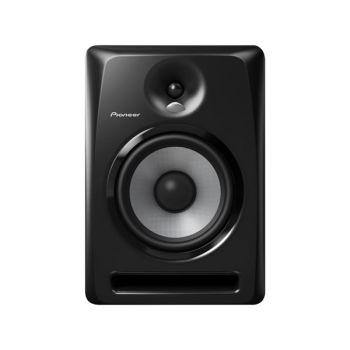 Pioneer S-DJ80X ตู้ลำโพงมอนิเตอร์สตูดิโอพร้อมขยายเสียง 160 วัตต์ 8 นิ้ว