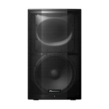 Pioneer XPRS15 ตู้ลำโพงพร้อมขยายเสียง 2,400 วัตต์ 2 ทาง 15 นิ้ว