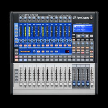 PreSonus StudioLive 16.0.2 USB ดิจิตอลมิกเซอร์