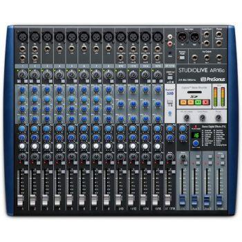 PreSonus StudioLive AR16c มิกเซอร์ 16 แชลแนล