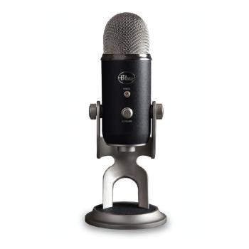 Blue Yeti Pro Studio ไมค์อัดเสียง ใช้ได้ทั้งแบบ USB และ XLR