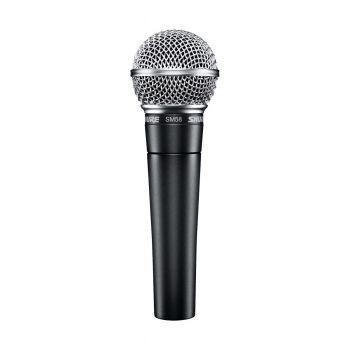 SHURE SM58-LC ไมค์สาย ไมโครโฟน ไมค์พูด ไมค์ร้อง Dynamic Microphone ไมโครโฟนใช้พูด ไมค์ร้องเพลง, ร้องประสานเสียง