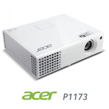 ACER P1173(3D) โปรเจคเตอร์ 30001m. SVGA 13000:1