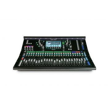 ALLEN & HEATH SQ6 Digital Mixing Console 7″ Capacitive Touchscreen, 24+1 faders