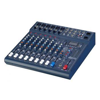 Studiomaster CLUB XS 10 มิกเซอร์ 10 inputs