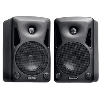 """SUPERLUX BES5A Active Monitor Speaker 2-way 5"""""""