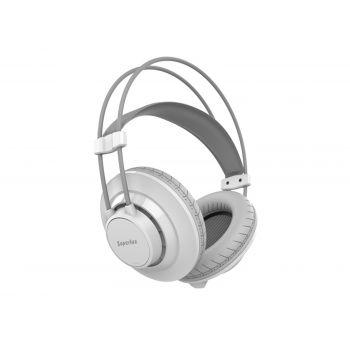 SUPERLUX HD671W หูฟังมอนิเตอร์แบบครอบศีรษะแบบกึ่งปิด สีขาว