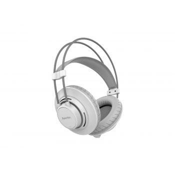 SUPERLUX HD672W หูฟังมอนิเตอร์แบบครอบศีรษะแบบกึ่งปิด สีขาว