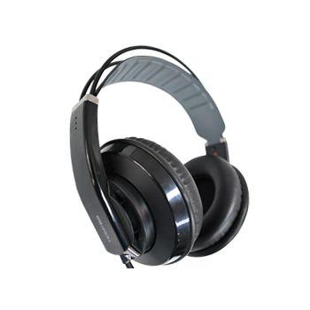 SUPERLUX HD681EVO-B หูฟังมอนิเตอร์แบบครอบศีรษะ สีดำ