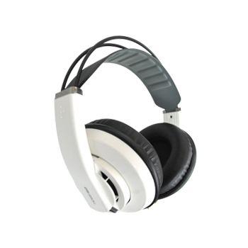 SUPERLUX HD681EVO-W หูฟังมอนิเตอร์แบบครอบศีรษะ สีขาว