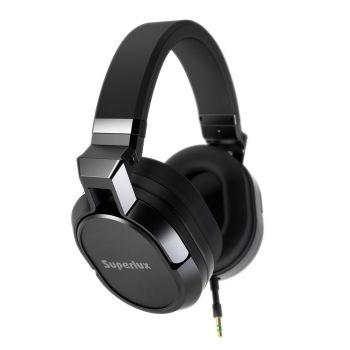SUPERLUX HD685 หูฟังมอนิเตอร์แบบครอบศีรษะแบบปิด