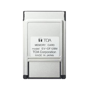 TOA EV-CF128M MEMORY CARD