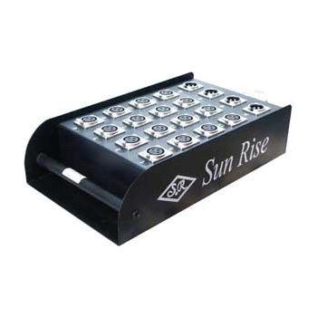Sun Rise SSB-16XLR-CG กล่องแจ๊ค