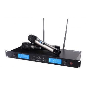Wharfedale Pro WF-300 ไมโครโฟนไร้สาย UHF 863-865MHz ไมค์ลอย