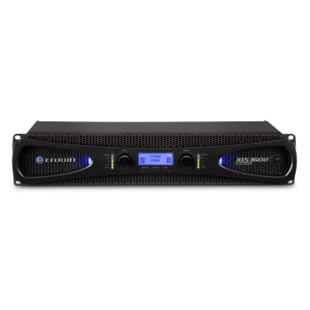CROWN XLS 1502 เครื่องขยายเสียง 2 ch, 525W @ 4Ω Power Amplifier