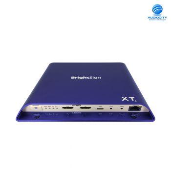 BrightSign XT1144 H.265, True 4K, dual video decode