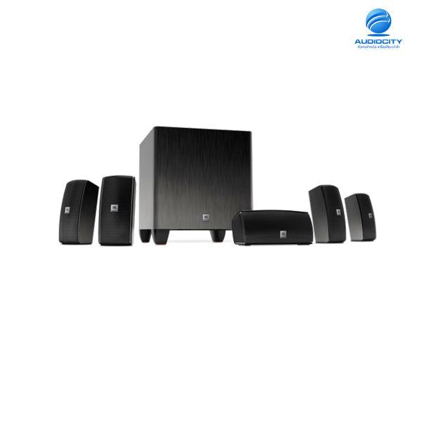 A/V COMPACT SET 6 ชุดโฮมเธียเตอร์ AVR-X2600H พร้อมชุดลำโพง JBL CINEMA 610