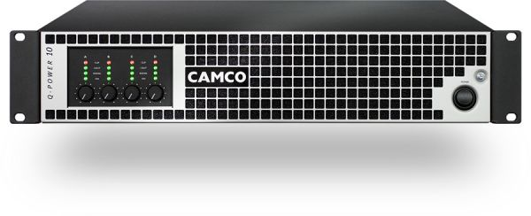 Camco Q Power 10 เคร องขยายเส ยง 4 Channel Power 8 Ohms 1100w Per Channel Class D ศ นย รวมเคร องเส ยง ไมโครโฟน ม กเซอร เคร องขยายเส ยง ต ลำโพง ลำโพงต ดเพดาน ระบบเส ยง