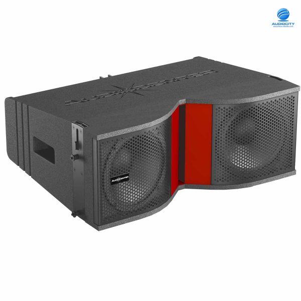 Audiocenter K-LA28 ตู้ลำโพงไลน์อะเรย์ 3 ทาง 2x8 นิ้ว