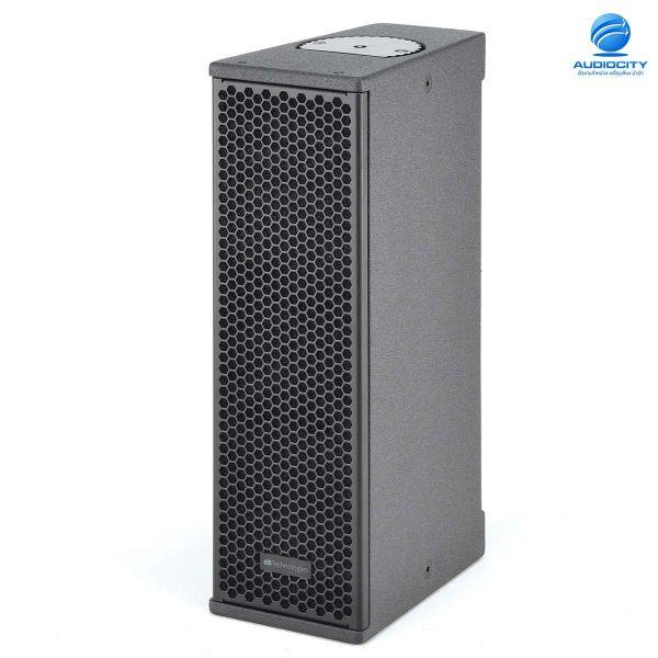 dBTechnologies VIO X205-100  ตู้ลำโพง 2 ทาง 2x5 นิ้ว 400 วัตต์ มีมุมกระจายเสียง 100×100 องศา พร้อมแอมป์ขยายในตัว