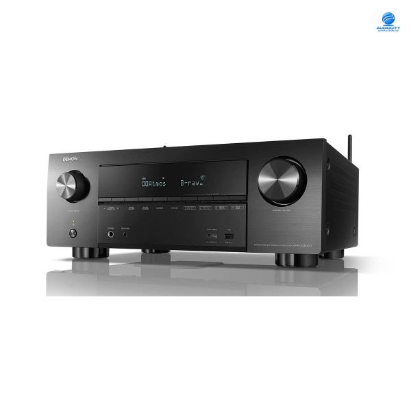 DENON AVR-X3600H แอมป์โฮมเธียเตอร์ 9.2ch 4K AV Receiver with 3D Audio and HEOS Built-in®