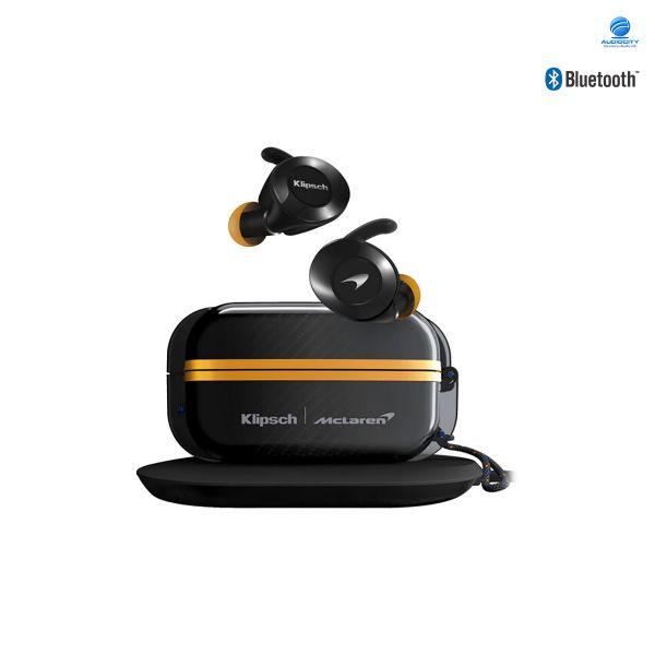 Klipsch T5 II Sport MCLAREN Edition True Wireless หูฟังไร้สาย กันน้ำได้