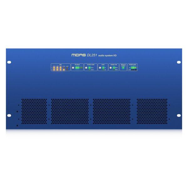 MIDAS DL251 อินเตอร์เฟส 48 Input, 16 Output Stage Box