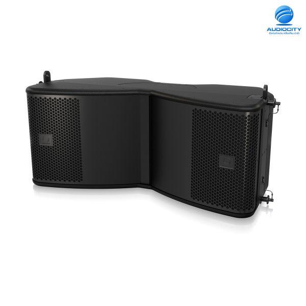 Turbosound MANCHESTER MV212-XV เป็นตู้ลำโพงแบบไลน์อาร์เรย์ 3 ทาง 2x12 นิ้ว 3,160 วัตต์