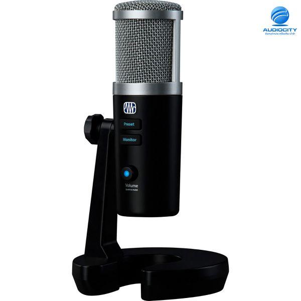 PreSonus Revelator ไมโครโฟน USB ระดับมืออาชีพสำหรับการสตรีมพ็อดคาสท์เกมและอื่นๆ