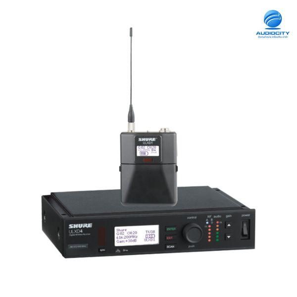 SHURE ULXD24/BETA58 ไมโครโฟนไร้สาย UHF Handheld Wireless System ชุดไมค์ลอยเดี่ยว แบบมือถือเดี่ยว