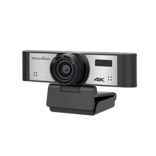 Soundvision VC-4K  mini กล้อง EPTZ สำหรับห้องประชุมออนไลน์ 4K Ultra HD, Digital Zoom 4X