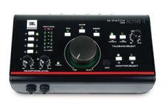 JBL M-Patch Active 1   เครื่องควบคุมเสียง เลือกเสียง 4 inputs, 4 outputs