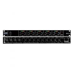 ART MX225 | เครื่องผสมและแยกสัญญาณเสียงแบบโซน Zone Distribution Mixer 2-Stereo Inputs Routed to 5-Zones